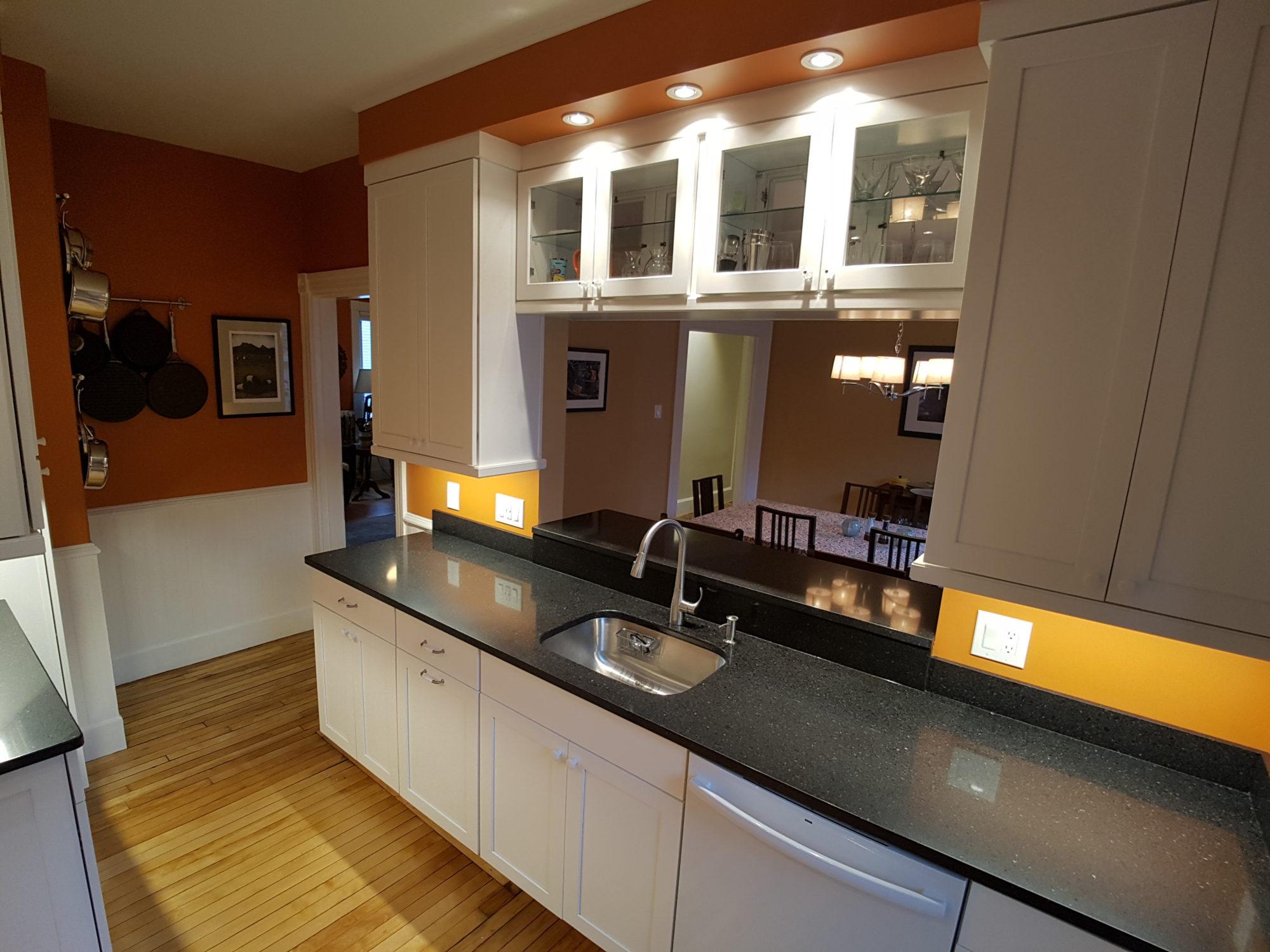Portland Maine Kitchen Remodel